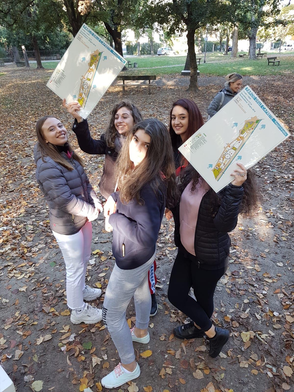 Orienteering d'autunno: la carica dei 427 delle Prime alle Caprette