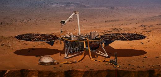 Mission Insight , destinazione Marte