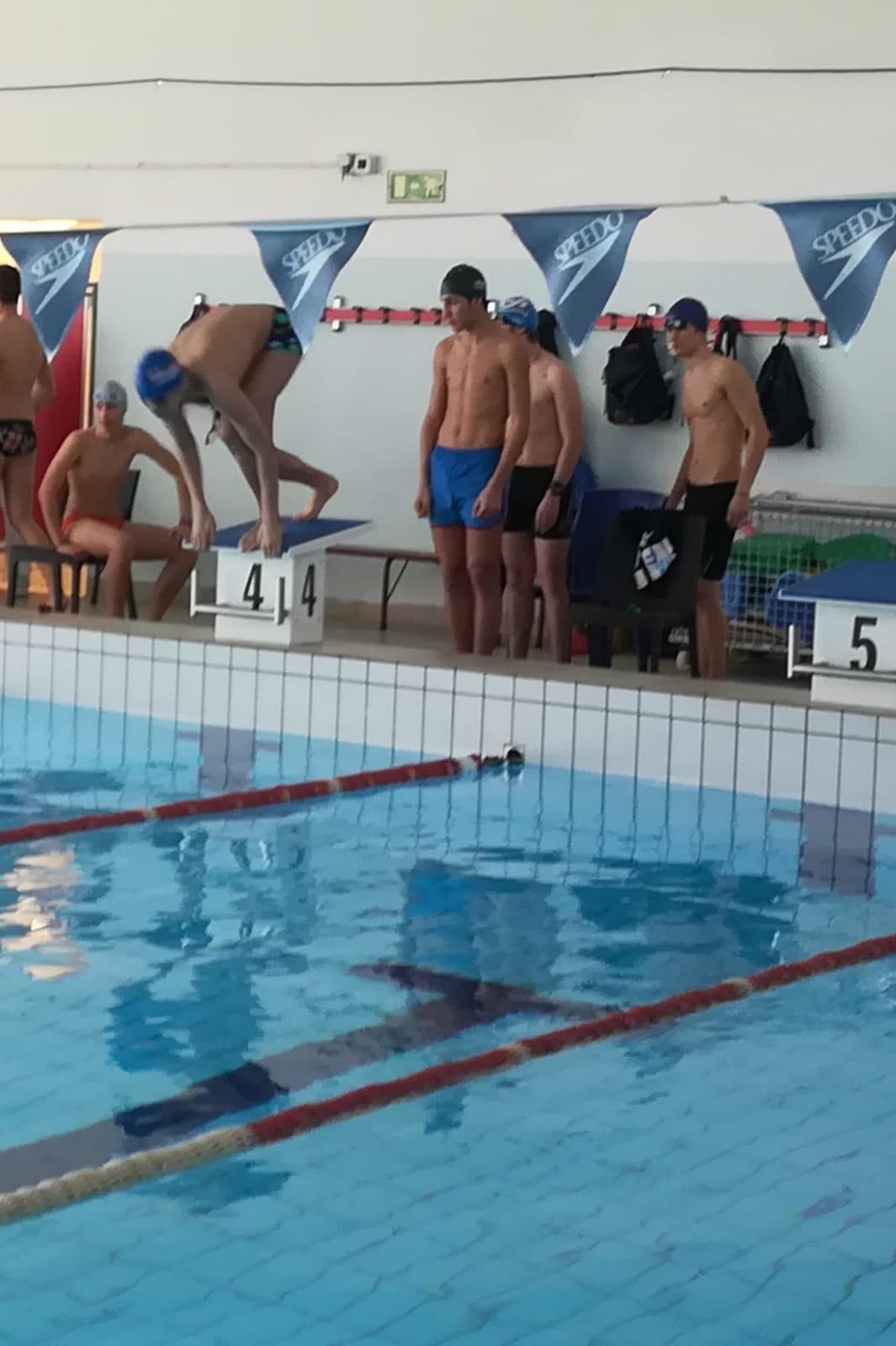 Studenteschi di Nuoto: Attolini 2D primo!