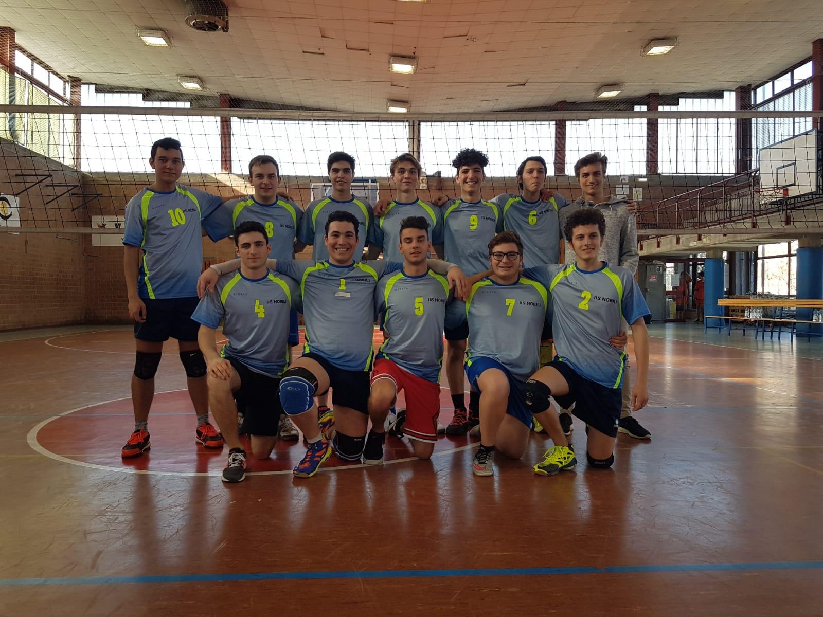Volley: Nobili batte Spalla ai Quarti