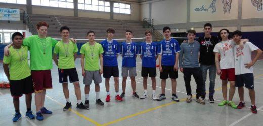Dritti ai Regionali di Badminton!
