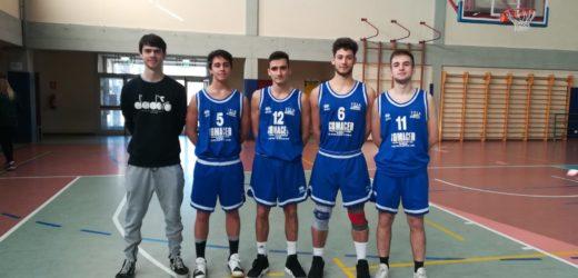 Regionali di Basket con onore
