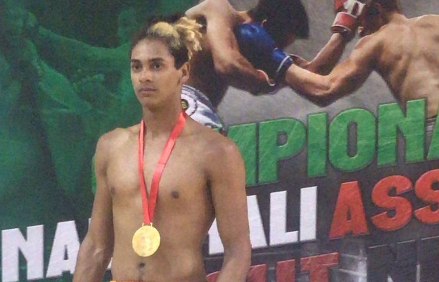 Nicolas Reynoso sull'Olimpo del kick boxing!