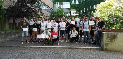 ECDL CAD 3D: 37 studenti acquisiscono il Certificato
