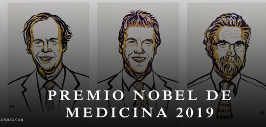 Premio Nobel per la medicina 2019