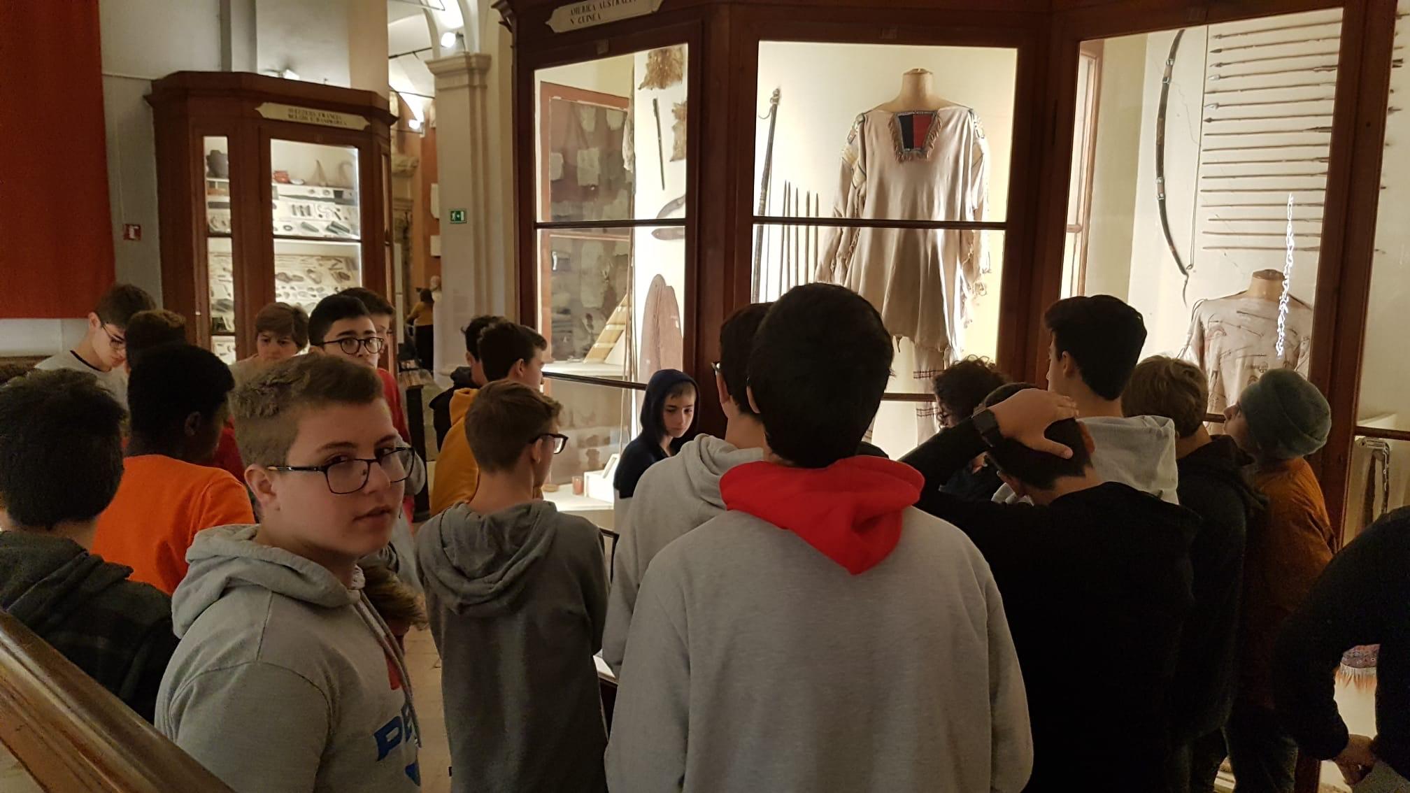 Il Museo Spallanzani: ambiente e natura