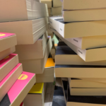 Nuovi libri in biblioteca