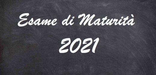 Maturità 2021 – news